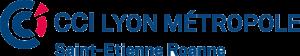 Logo CCI Lyon Métropole St Etienne Roanne