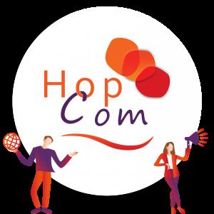 Logo Hop'Com