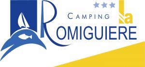 Logo SARL Camping La Romiguière