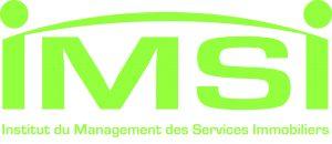 Logo IMSI – Institut du Management des Services Immobiliers