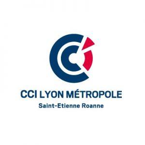 Logo CCI LYON METROPOLE St-Etienne Roanne
