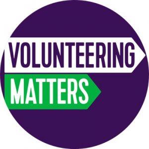 Logo Volunteering Matters